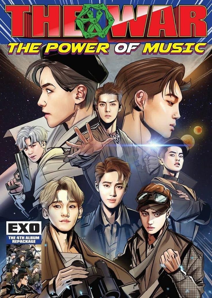 The power of comic exo #exo #exol #weareoneEXO  #saranghaja https://t.co/Wuf7diLJIl