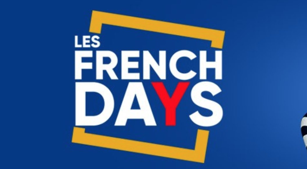 🇫🇷 French Days, bons plans à gogo  👉 iPhone 11 à 739€ 👉 Mi TV Stick à 29€ 👉 Casque Bose QC35 II à 156€ ...  Tous les bons plans ici : https://t.co/Ff0xt0G3od  #FrenchDays https://t.co/RkQIOsEKjF