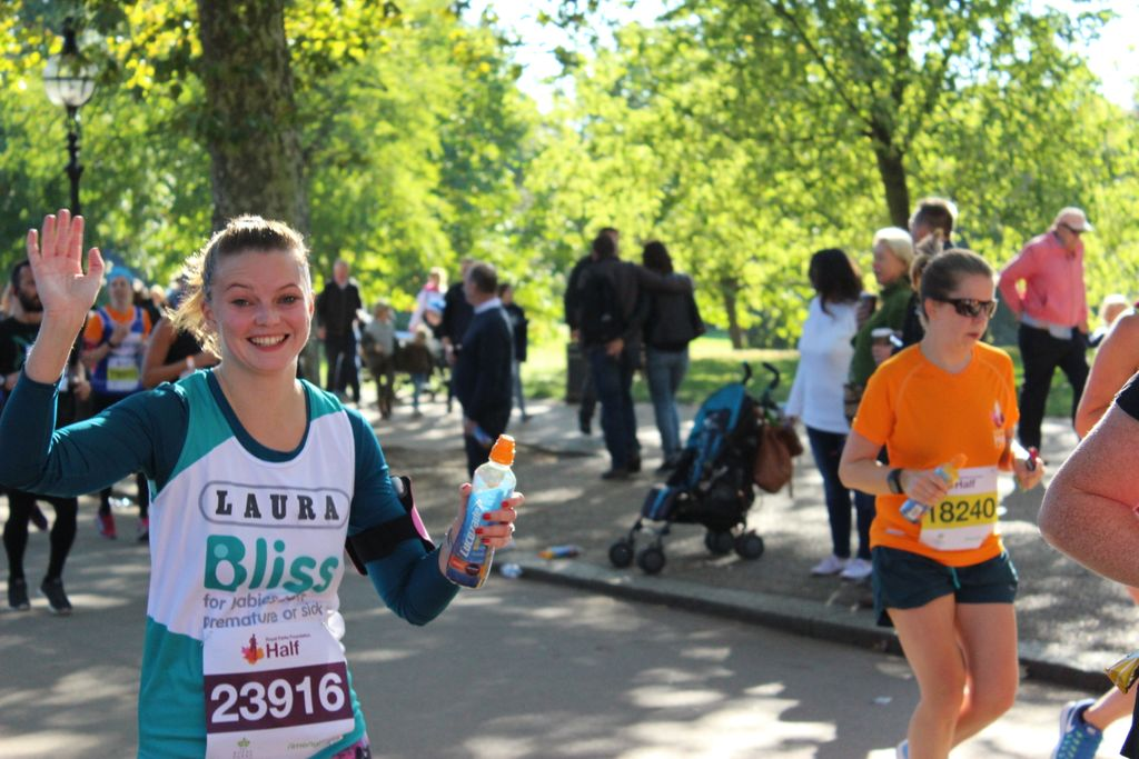 It's ballot results day for the Royal Parks Half Marathon in April. If you miss out on a getting a place don't worry, you can join Team Bliss with a guaranteed place in this fantastic event. Just fill out a registration form and we'll be in touch: https://t.co/x0RkLwi345 https://t.co/Q3Jfa8Wwc8