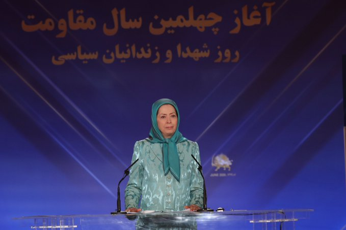 #MaryamRajavi: Why is it that the #UnitedNations and the #UNSC do not compel the clerical regime to admit international delegations to visit Iranian prisons and prisoners, particularly the detained protesters?  #Iran #مريم_رجوي https://t.co/fhy42w2ruW