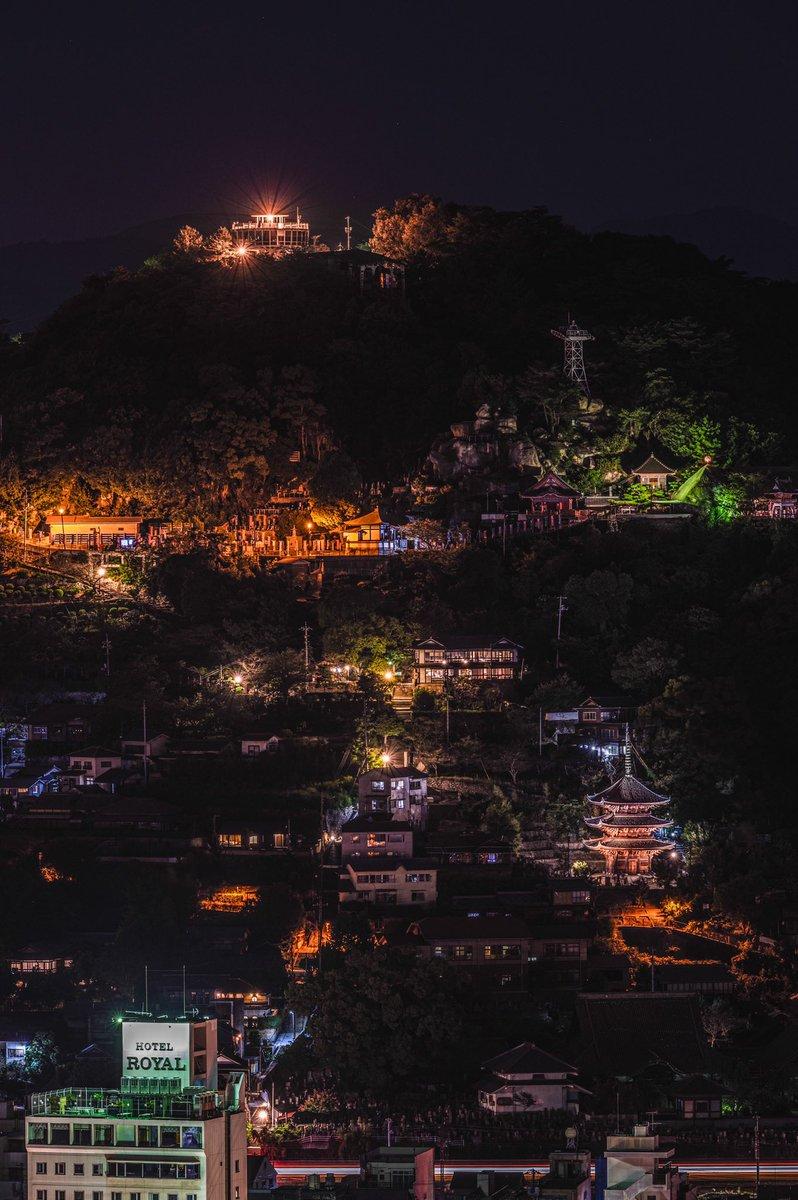 尾道は寺の要塞の街だった
