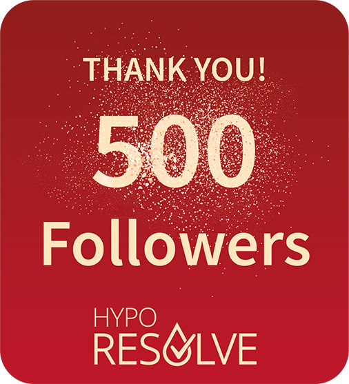 Our account has reached #500followers🎉Thank you for all your support, your interest in #diabetes and #hypoglycaemia research and the #HypoResolve project. Much more to come. Stay tuned! https://t.co/zRFde9SBs6