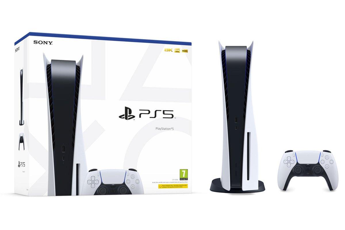 🚨🚨 Précommande PS5 : Amazon annonce un nouveau stock (ultra limité) ici 👉 https://t.co/s3oF96EhOz  Cdiscount a été en rupture après 5 minutes ce matin, Amazon est la seule alternative. Faites VITE.   #PS5 #PlayStation #RT https://t.co/NM8OSRfWTM