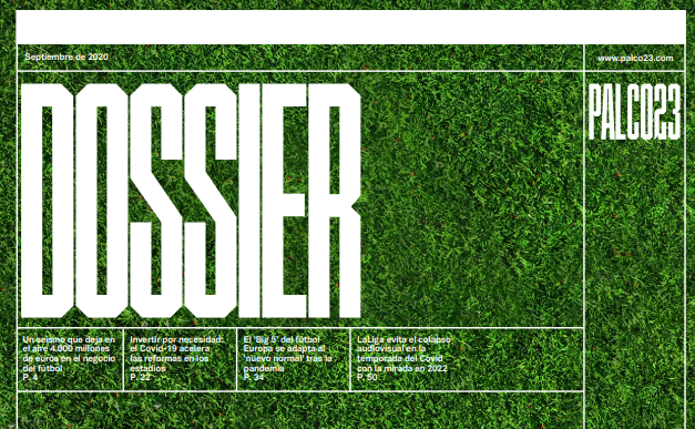 📲 Otros contenidos del ⚽️#DossierPalco23:  👉 El fútbol femenino busca la profesionalidad.  👉 ¿Gradas vacías? Agujero del 55% de los ingresos por 'ticketing'  👉 Cinturones abrochados: LaLiga gasta 500 millones menos en fichajes  👉 Descárgalo aquí: https://t.co/eNOqVwbcqv https://t.co/hCJy3M4eMB