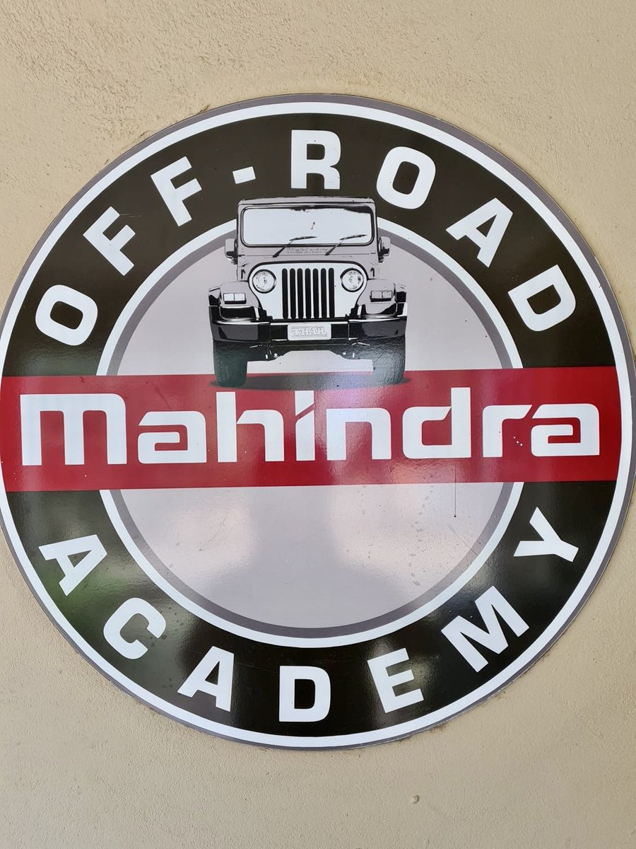 A very warm welcome to all our friends from SA Guild of Motoring Journalists! I am sure you all will enjoy the spirit behind #AlwaysUpForAChallenge in our products!  #WithYouAlways @Mahindra_SA!