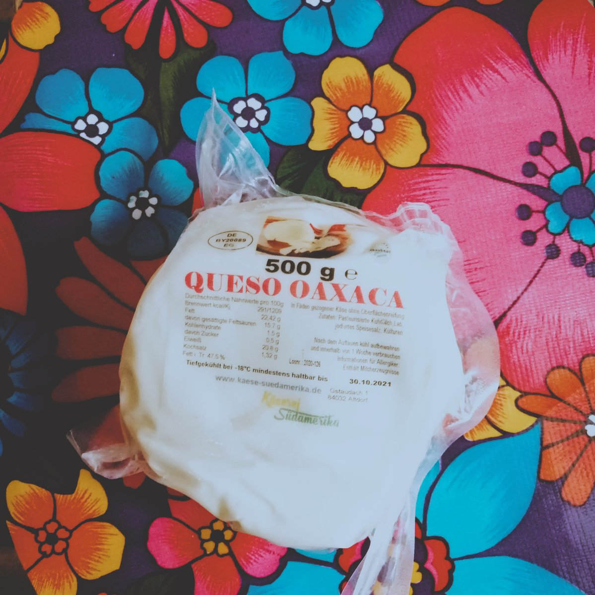 Yes, we are selling Quesillo(Queso Oaxaca) so you can prepare delicious quesadillas at home! • • • #Cheese #Oaxaca #MexicanStore #MexicanFood #Mexikanisch #FoodInBerlin #Quesillo #InBerlin #MexicoBerlin #mexicanosenberlin #tasty #MezcalDelBueno #OaxacaPower #Quesadilla https://t.co/MkPavt8kGa