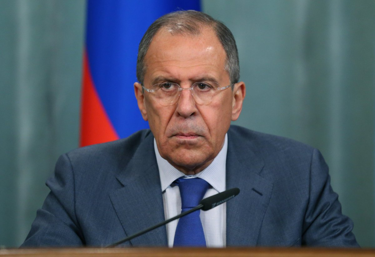 "💬🇷🇺FM Sergey #Lavrov:""Any attempts by external parties to remain on Syrian territory without the consent of #Syrian authorities, not to mention attempts to pursue separatist attitudes in #Syria, are absolutely unacceptable & constitute a crude violation of #UNSC Resolution 2254"" https://t.co/RmOuuR6gKr"