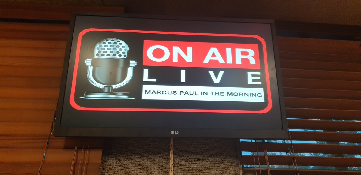 marcus paul in the morning on twitter marcuspaulinthemorning thanks friendlyjordies who got marcuspaulinthemorning trending today marcus paul in the morning all the news and views telling like it is https t co vvjsktvnah twitter