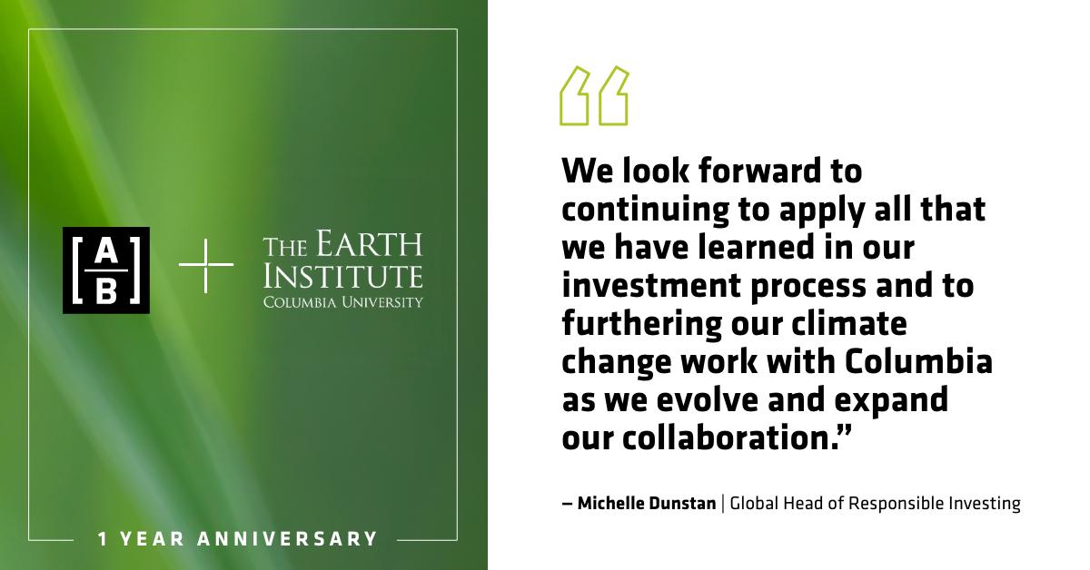 #CommitmentTakesAction: Erster Jahrestag unserer Kooperation mit @Columbia @EarthInstitute für Klimarisiko und Anlageresearch. Mehr erfahren:  https://t.co/5xq9ZOgF76 #ClimateWeek https://t.co/fdX8OiWDG5