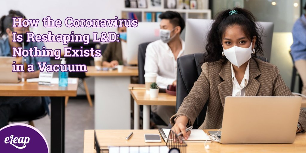 test Twitter Media - Nothing lasts forever neither does your Learning and Development, and it is going through a change due to the pandemic. And in this blog post, we will explore how coronavirus will affect L&D, and actually, there is a lot to learn...😷 . ⏩https://t.co/8P09vFccit⏪ . #COVID19 https://t.co/3ACEAN9ixY