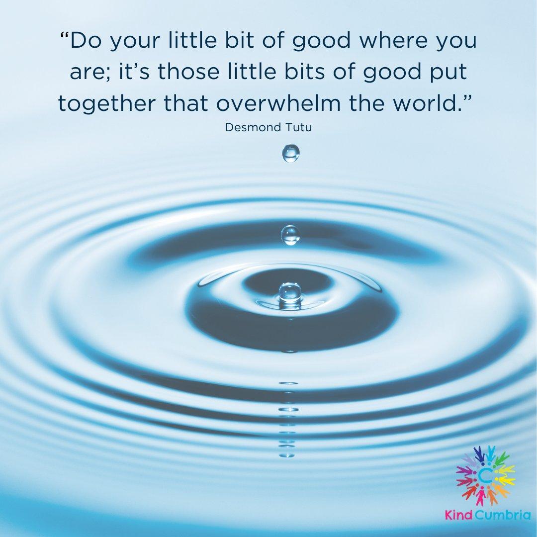 We can make a difference - together. #Communityresponse #Coronavirus #Covid_19uk #cumbria #bekind #kindcumbria https://t.co/vhrSvLnAuW