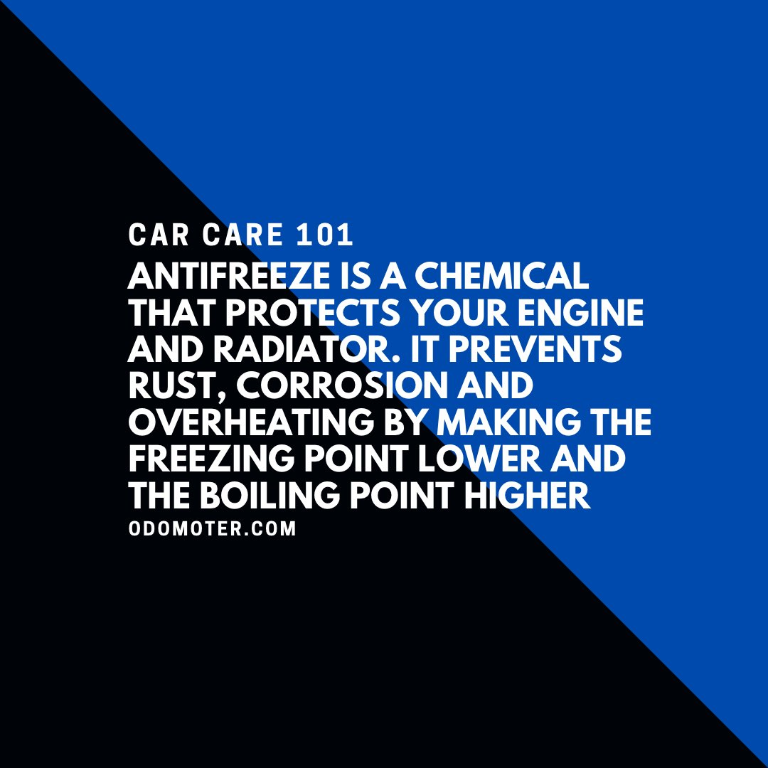 #CarFact What is antifreeze? 🚘  #rosehillservicecenter #frederickmd #frederick #downtownfrederick #dmv #maryland #autorepair https://t.co/gi7C5eO6kX