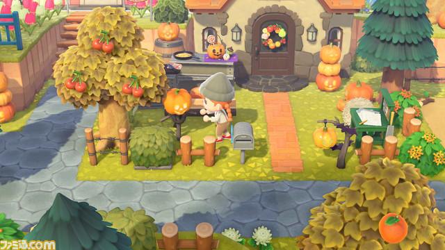 test ツイッターメディア - 『あつ森』9/30に秋アップデートを配信。ハロウィンの追加で、かぼちゃ栽培やカラコン&ボディーペイントができるように  アップデートでもらえるのは『リングフィット アドベンチャー』のリングコン! #あつまれどうぶつの森   https://t.co/het2Dyi4bw https://t.co/0obVltAUEe