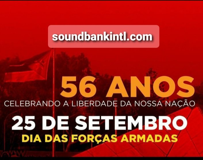 A https://t.co/AQYAEZy4xi endereça votos de um feliz dia das forças armadas. #armyday #Mozambique #soundbankintl #beats #beatmakers #singers #StaySafe #stayhome https://t.co/S70Cn9A2VT