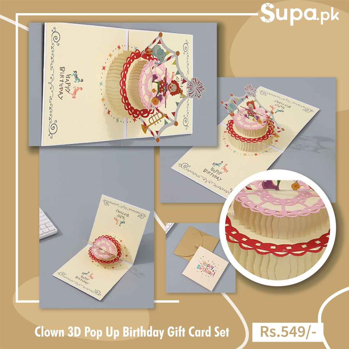 """""""Will Be Touched By Your Intention For Him/Her.""""  Order Now: https://t.co/OTyNl08jX1  #birthdaycard #birthday #cardmaking #handmadecards #handmade #greetingcards #happybirthday #cardmakinghobby #kartenbasteln #onlineshop #superiorshopping #onlineshopping #supa #supapk https://t.co/mhDMwbLglh"""