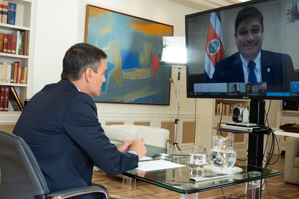 Twitter Pedro Sánchez. Apostar por el multilateralismo financi...: abre ventana nueva