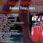 Image for the Tweet beginning: Updated #BlogTour #Post #ThursdayNightWidows by