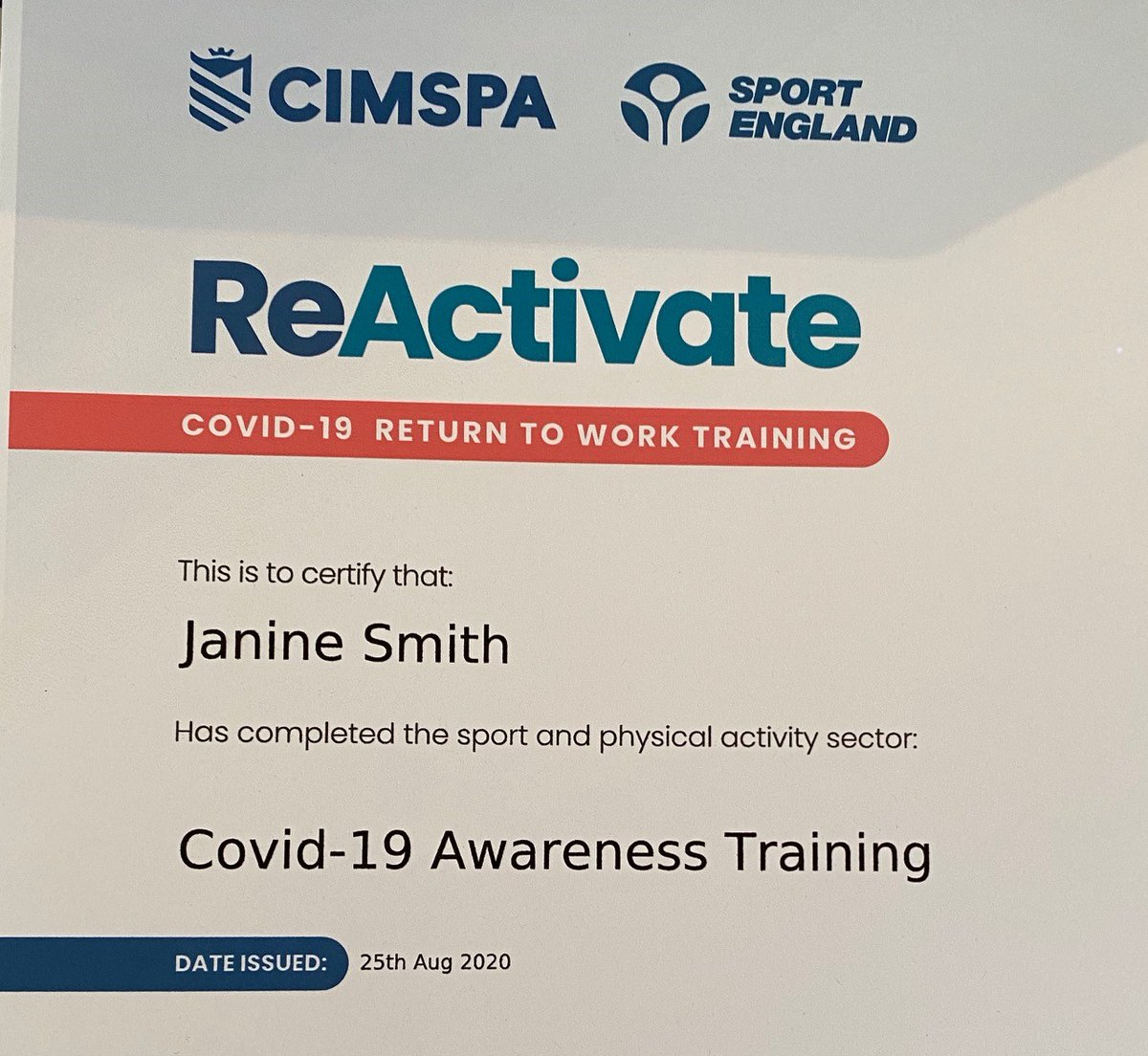 EXTEND class reopening @SETC3 and @EXTENDexercise. Thank you to CIMSPA for a brilliant course on returning to work @cimspa  @AgeUKBirmingham #healthandwellness  Monday @3pm  starting October 5th 2020 https://t.co/xtFgzqiMJL