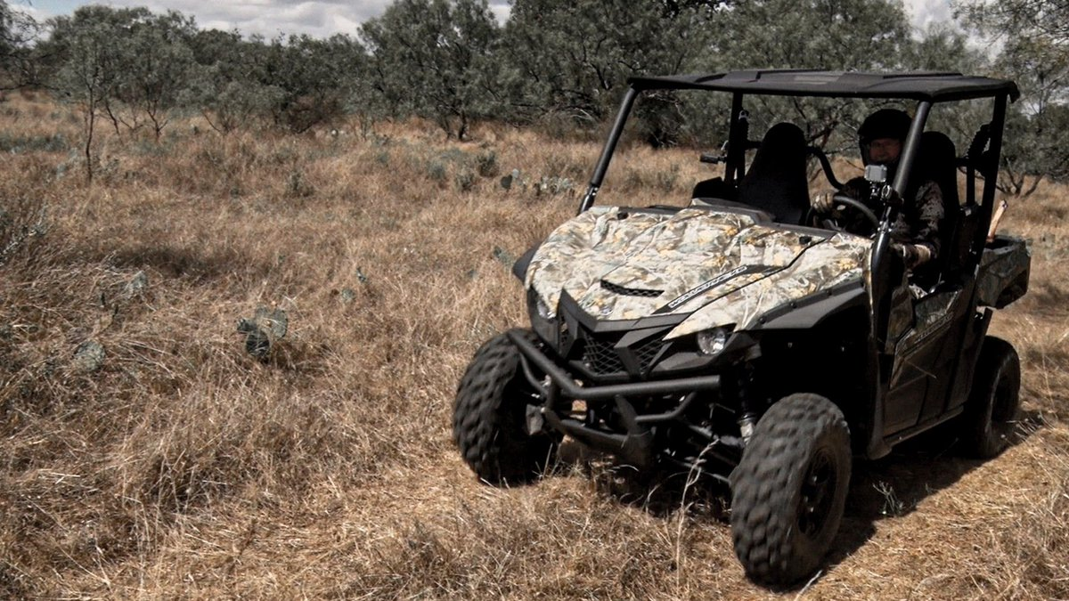On a new episode of @WTD_tv we get to learn more about @YamahaOutdoors Side by Sides and how they benefit the everyday hunter! Watch now on the Outdoor Action TV app! #whitetail #hunting #yamaha #outdoors #streaming #roku #amazonfire #appletv https://t.co/Uc4cejcjEZ