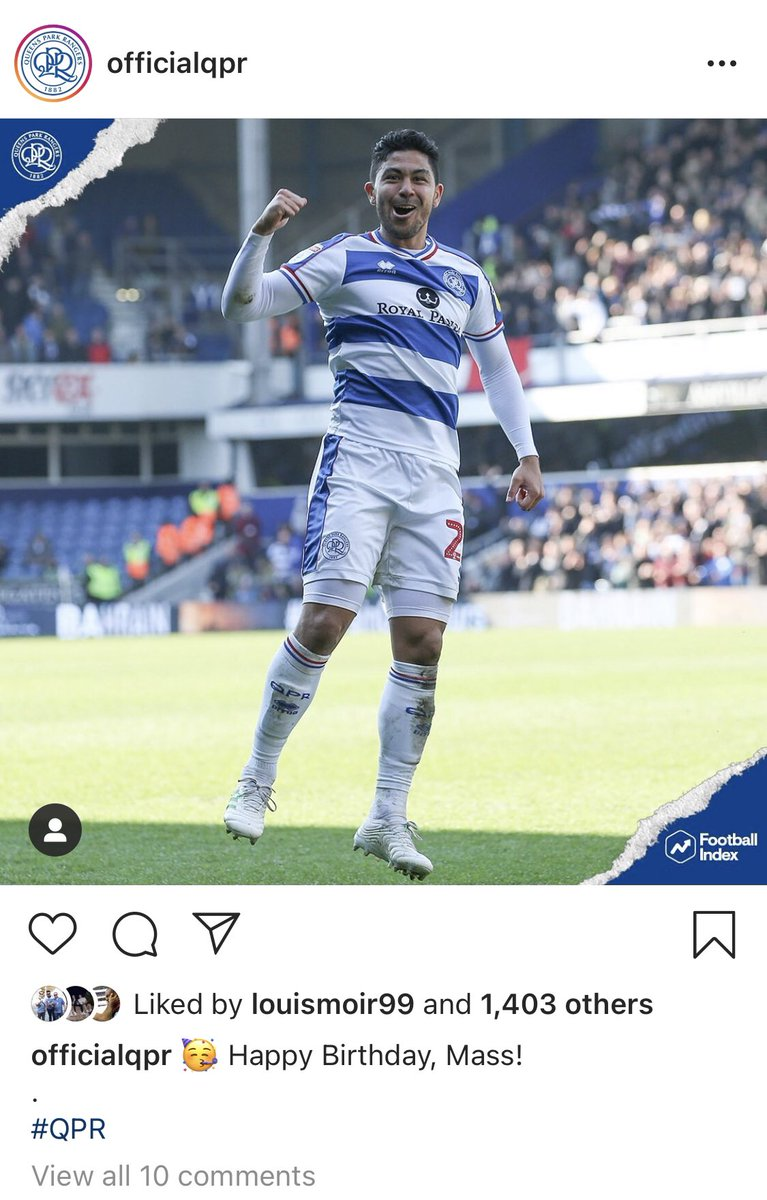 We wish Massimo Luongo a happy birthday but not Toni Leistner in the 2 years we had him🤦🏼♂️😂 https://t.co/os8viNXz78