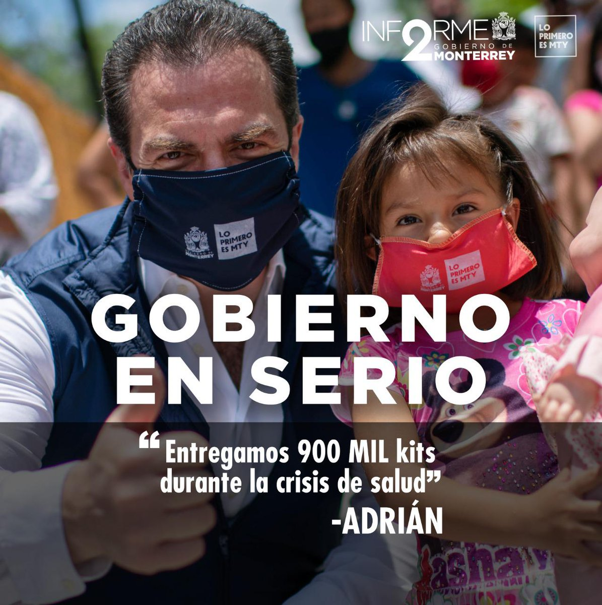 #GobiernoEnSerio #PrimerInformedeGobierno 👊💪 https://t.co/ZpWHlC4NIy