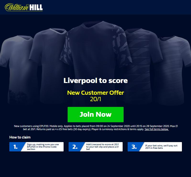 William Hill Betting Bonus