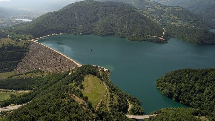 Η λίμνη Γκάζιβοντε στο βόρειο Κόσοβο μετονομάστηκε σε «λίμνη Τραμπ» - https://t.co/UsMgOBzhhB https://t.co/Plq9WECTQE