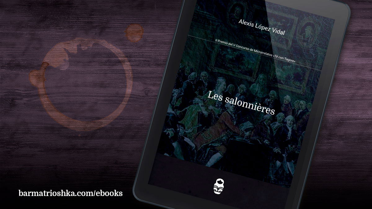 El #ebook del día: «Les salonnières» https://t.co/uEOoRsQBy0 #ebooks #kindle #epubs #free #gratis https://t.co/eGY7bZ9kku