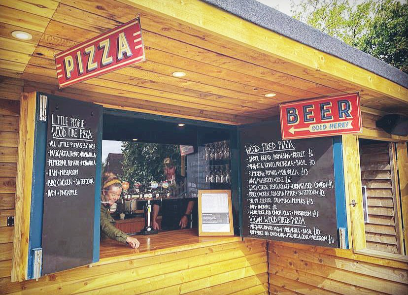 ⛅The #sun is set to show its lovely face later on today so make sure you get down here and enjoy our glorious garden.⛅  #TheShack will be open at 5pm for #pizzas #icecream & #drinks – just what you need for an after-school treat on a #Friday.  #pubgarden #sussex #ditchlingbull https://t.co/MH258v1Kas