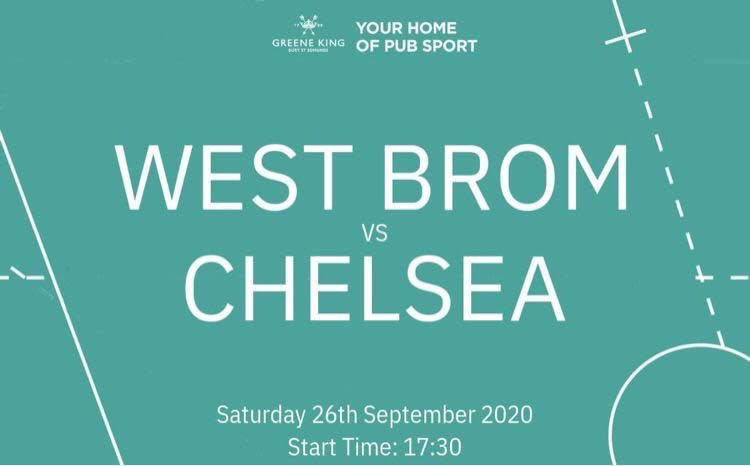 TOMORROW!!  WEST BROM v CHELSEA   With the SEASON TICKET app you will receive 10% off selected drinks an hour before during and after the match.  Get those tables booked in our bar area NOW.  #teammallard #football #westbrom #chelsea #sport #app #drinks #discount https://t.co/mG4bGBetax