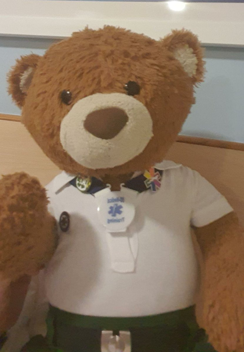 Hello, good morning! Hope everyone has a wonderful day today. Remember you can't pour from an empty cup! #bearswithjobs #welfareofficer #ItsOkayToNotBeOkay #mentalhealthawareness #AskTwice https://t.co/UZsniES1Ah