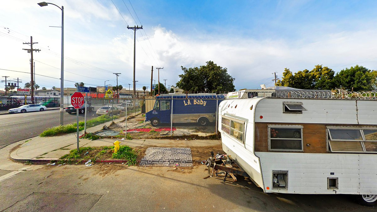 Waldoscope: South Park - Drift Day 5 / Wetlands Park. https://t.co/ZNtPJNryss #LosAngeles #Psychogeography #Dérive #Drift https://t.co/rPa4FlGgze