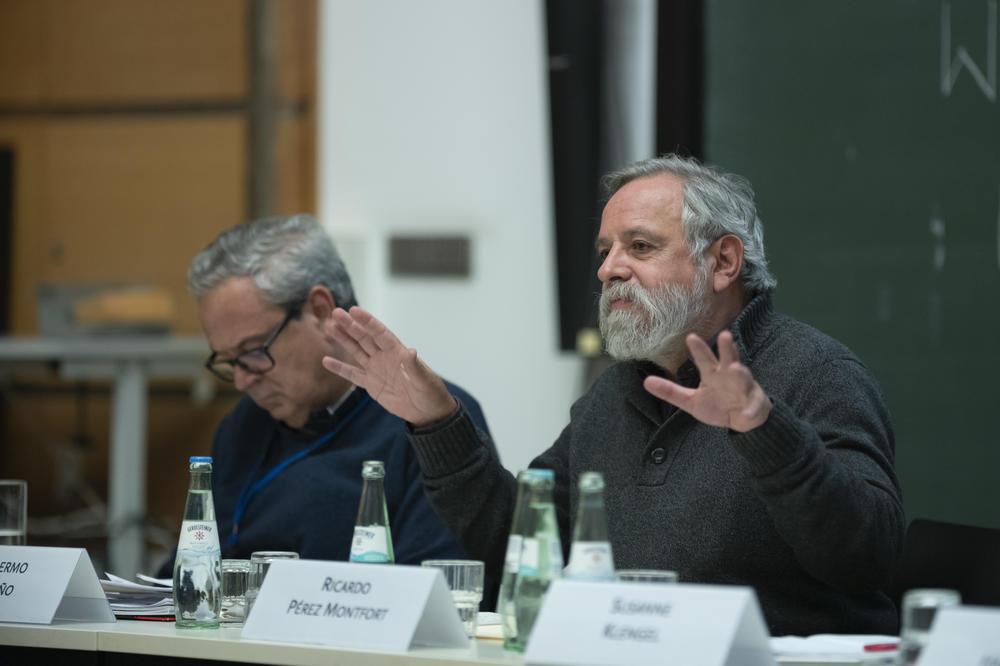 Der Historiker Ricardo Pérez Montfort erhält den Georg-Forster-Forschungspreis der @AvHStiftung und wird am Lateinamerika-Institut @FU_Berlin zur Präsidentschaft von Lázaro Cárdenas (1895-1970) forschen https://t.co/chjsF6Em3f https://t.co/PRzzipcRvK