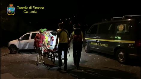 Alpinista ferito nel Messinese salvato dalla Guardia di Finanza - https://t.co/mkio7A88bL #blogsicilianotizie
