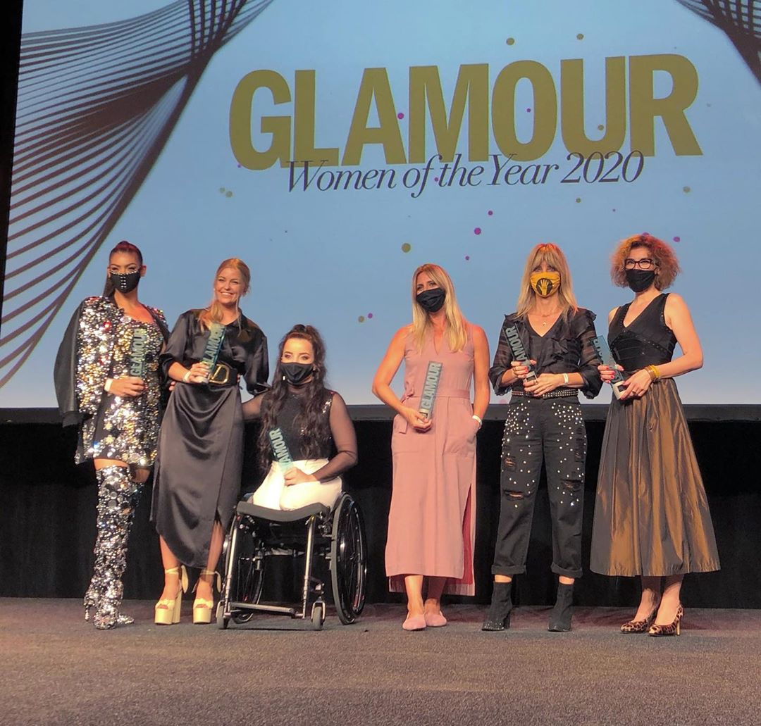 Congratulations to the winners of last night's #GlamourHungary Women of the Year awards. The title recognized women from the entertainment, sports, fashion and design industries in its annual award ceremony. https://t.co/AUZlvibvmN