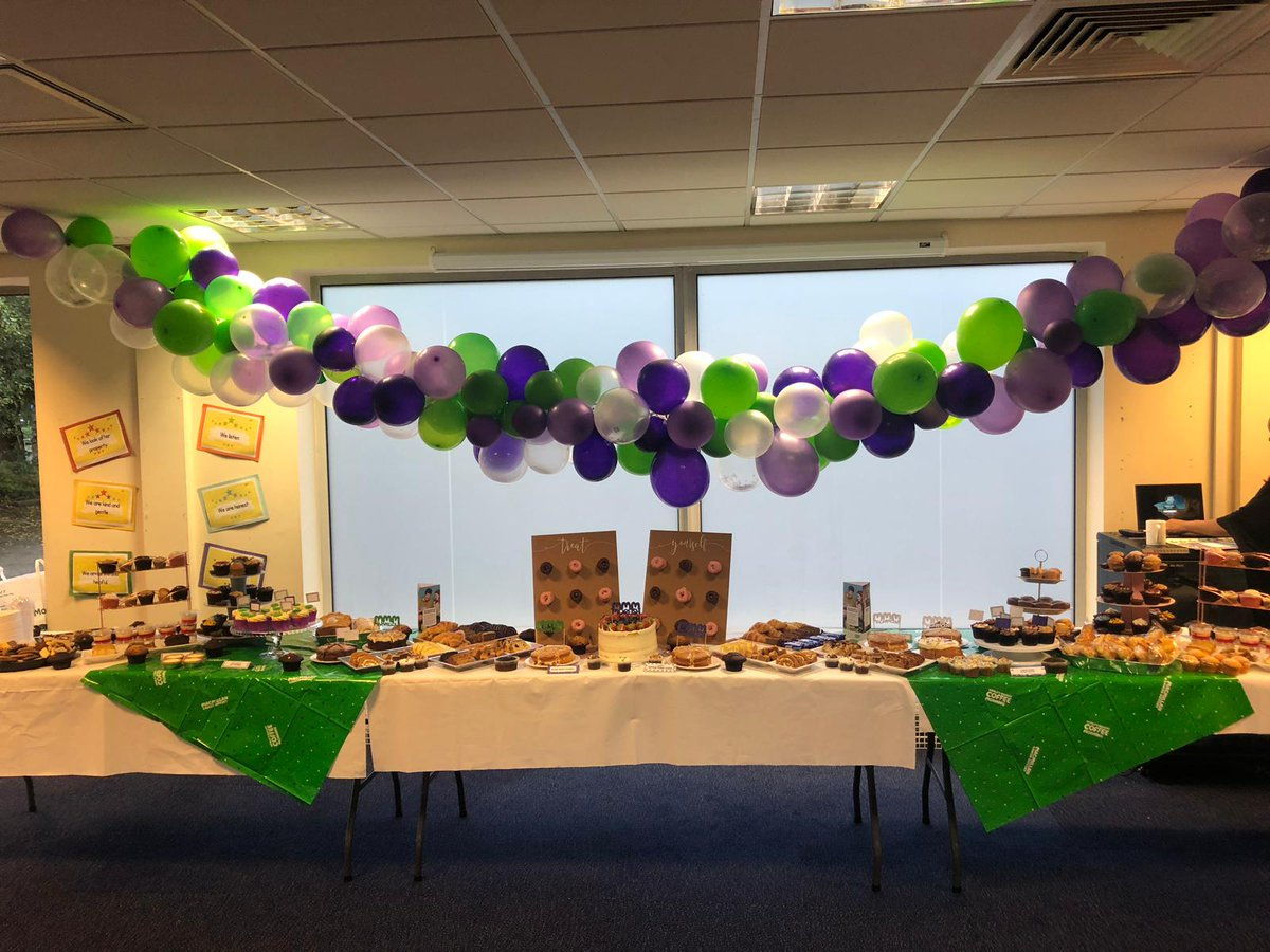 Dear Parents, we really miss seeing you at our traditional #MacmillanCoffeeMorning. This year, we can't meet in person but we promise a virtual get together to fundraise for this fabulous cause very soon... @macmillancoffee @macmillancancer #WeAreStar #Parents #Community #Family https://t.co/llYgCw1YwF