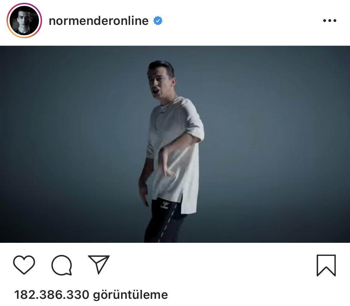 Norm Ender instagram