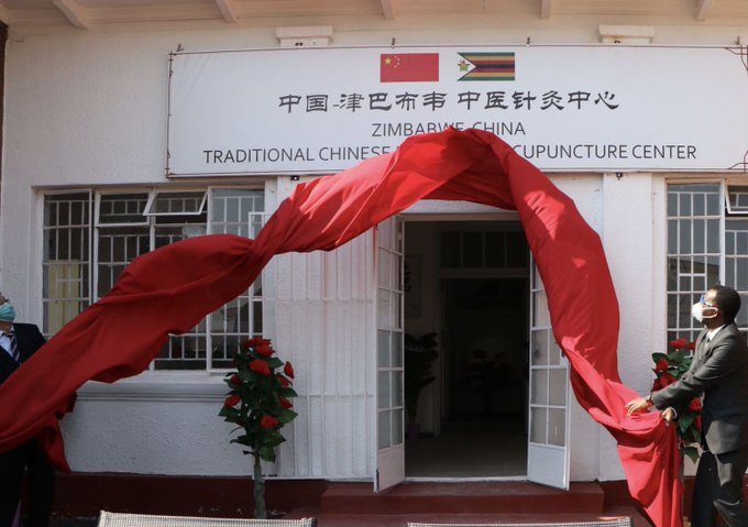 Zimbabwe-China Traditional Chinese Medicine & Acupuncture Center