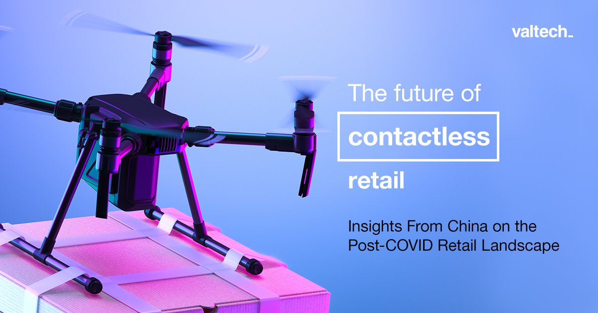 China is leading the way into the post-COVID world, and the state of their contactless retail options is far ahead of the rest of the world. Our new #whitepaper dives into the changes retail brands can expect for the future.  https://t.co/o2yrdrhc7h  #COVID19 #China #retail https://t.co/DP2Sw1gcNp