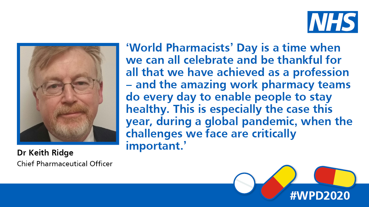 💊 On #WorldPharmacistsDay we're proud to share the joint national Statement of Principles on inclusive pharmacy professional practice for pharmacists & pharmacy technicians.   Read the statement ➡️ https://t.co/TF9VOohb1k  Check out @keithridge1 blog ➡️ https://t.co/k929lDyblJ https://t.co/zqmZ4gnZVq