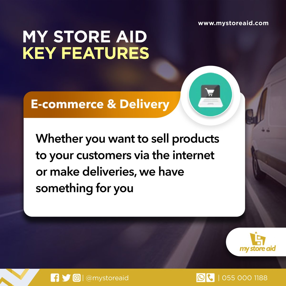 Whether to sell or make delivery...Get My Store Aid App Now.  Contact us for more information +233 055 000 1188  Visit: https://t.co/qaWxIAj5mg  #MyStoreAid #ManageYourStore #YourAppIsHere #Growth #Prosperity #DrinkStore #Store #Drinks #Election2020 #Ghana4Peace https://t.co/qG4A9RlLAV