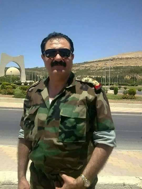 """The killing of the Brigadier General of the Syrian regime forces, """"Fadl al-Din Ali Mikael"""" and we could not know the manner of his death, but the brigadier general was leading the battles in the fighting axes in #Idlib, #Hama and #Aleppo. https://t.co/tLavq3LSdb"""