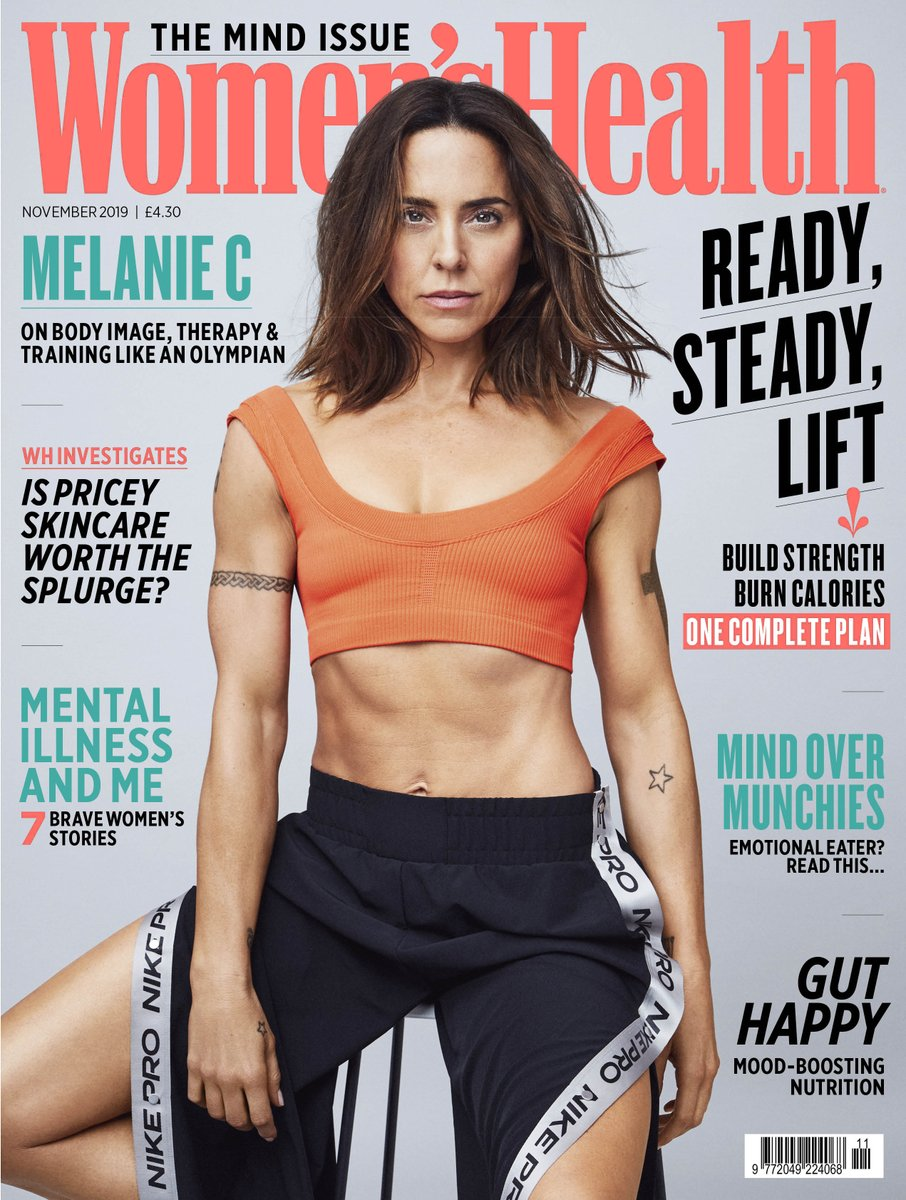 Today is National Women's Health and #FitnessDay and who better to lead the celebration than our very own Sporty Spice 🏃🏻♀️💪 https://t.co/N5Lzvue7ha