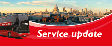 SERVICE UPDATE: Severe delays leaving London due to the recovery of an overturned lorry. Services towards Oxford are currently seeing delays of up to an hour. Apologies for any inconvenience caused. https://t.co/0FqGqIio7e