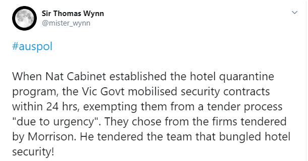 @wedemandareply @linneke1902 @ScottMorrisonMP @DanielAndrewsMP Time was of the essence...  #auspol #HotelQuarantine #COVID19Vic #IStandWithDan  https://t.co/e4FkoUXuBG https://t.co/2p2JxGnyTs