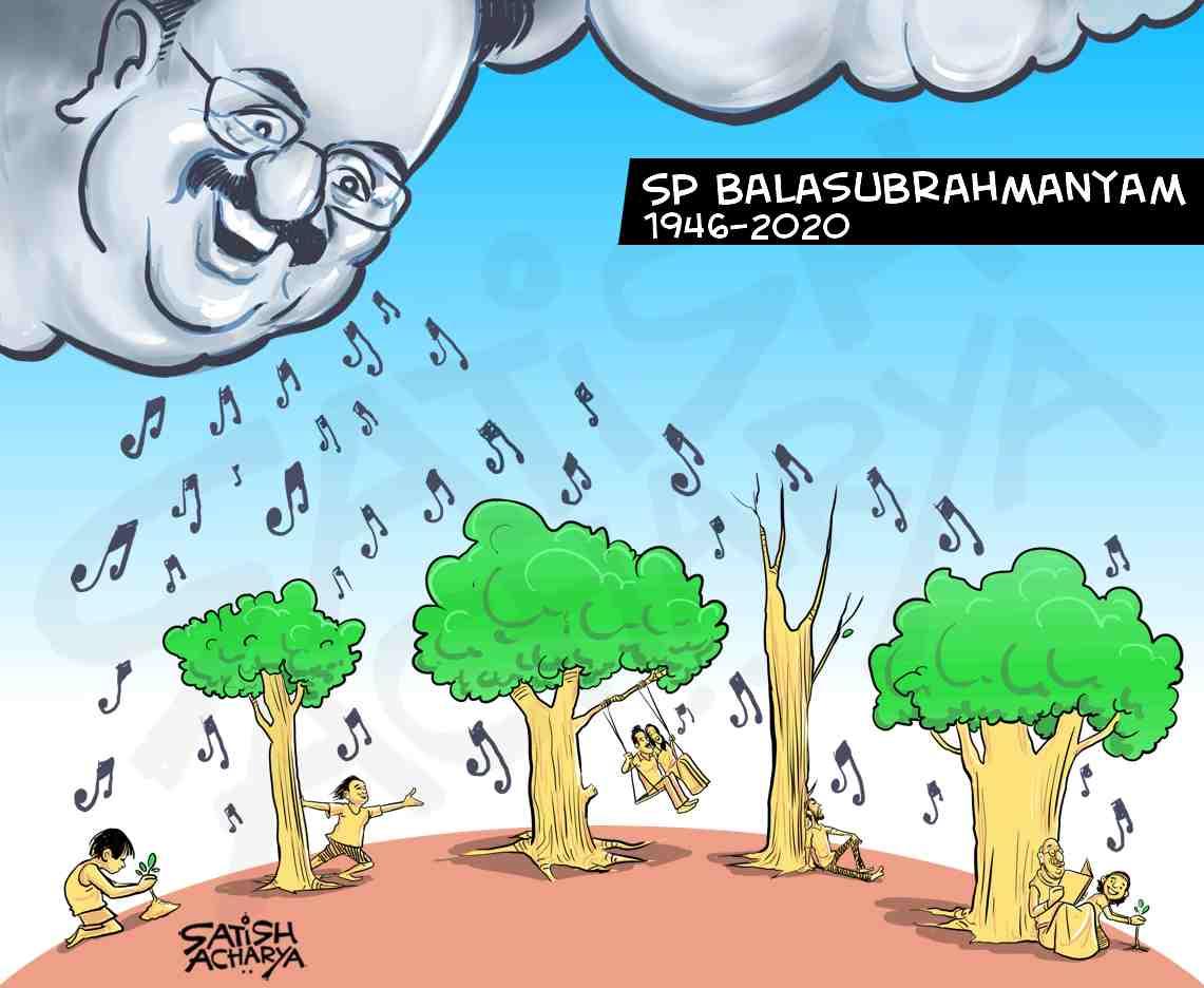 Shraddhanjali SPB sir! #SPBalasubrahmanyam #SPbalasubramanyam