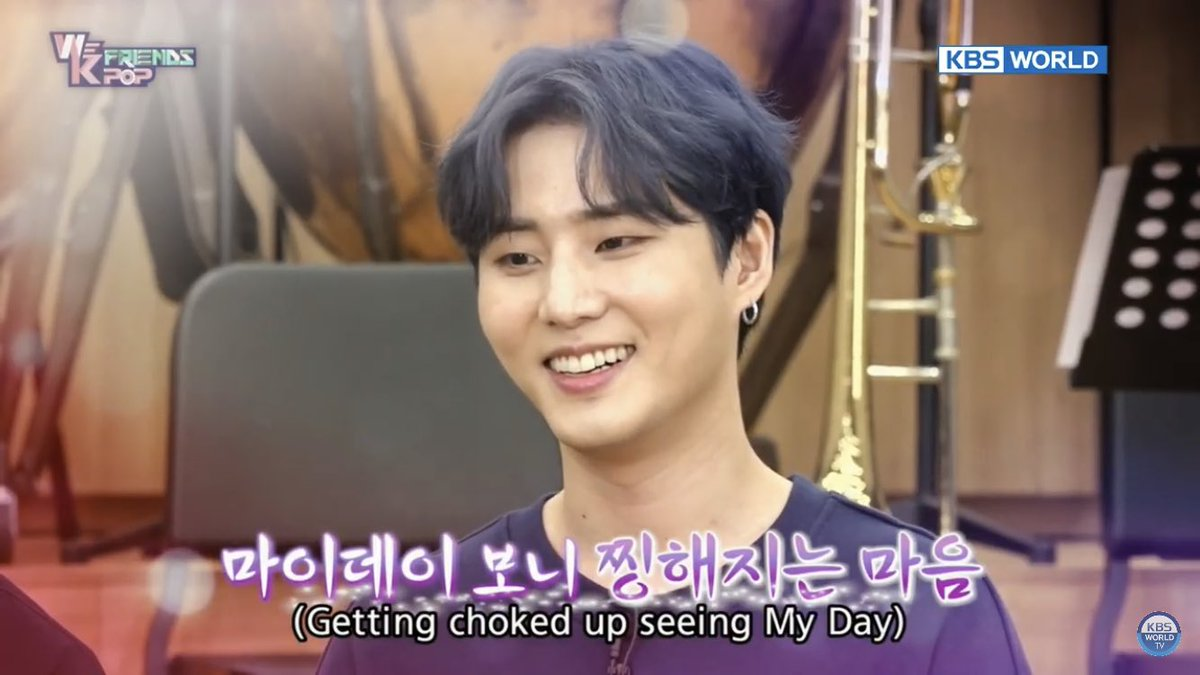 Thank you to all the #MyDay who sent in amazing requests and videos for @day6official Even of Day! You really made a special episode for @WEKPOP_FRIENDS ❤️  You can watch the full episode on @KBSWorldTV soon: https://t.co/kfcnudNVai https://t.co/KKySU7t07w