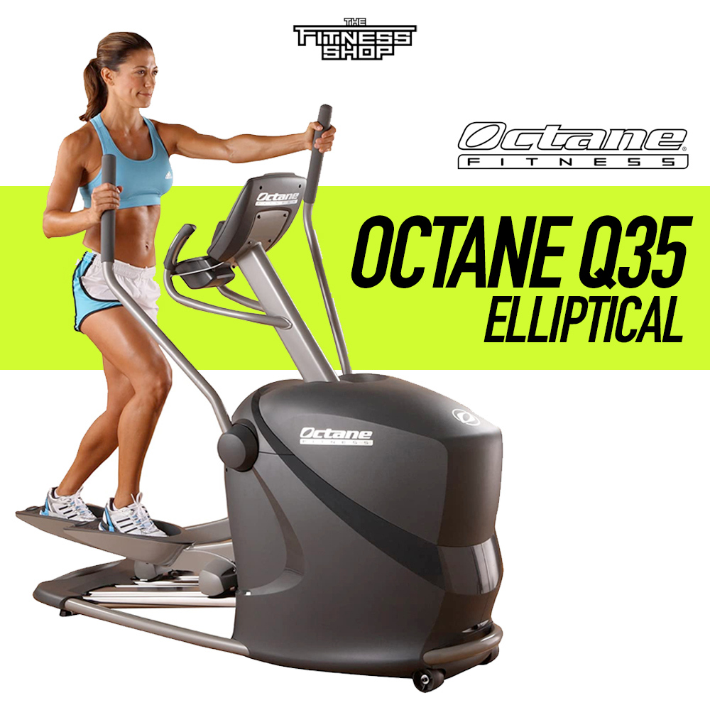 The #OctaneFitness Q35 Elliptical is arriving on October 28th! Order online now!  https://t.co/Dj1mGlAhTi  #fitness #fitfam #gymequipment #gym #gymlife #workout #exercisemotivation #gymmotivation #gymlifestyle #gymaddict https://t.co/hGn2PiBdCk