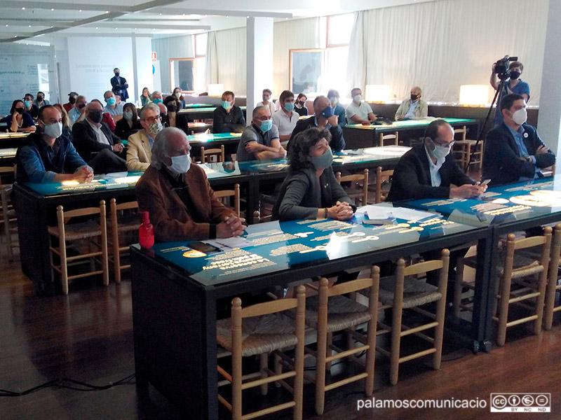 Presenten a #Palamós el programa divulgatiu del peix de llotja 'La Mar de Bé' https://t.co/RJNrwHBJyQ
