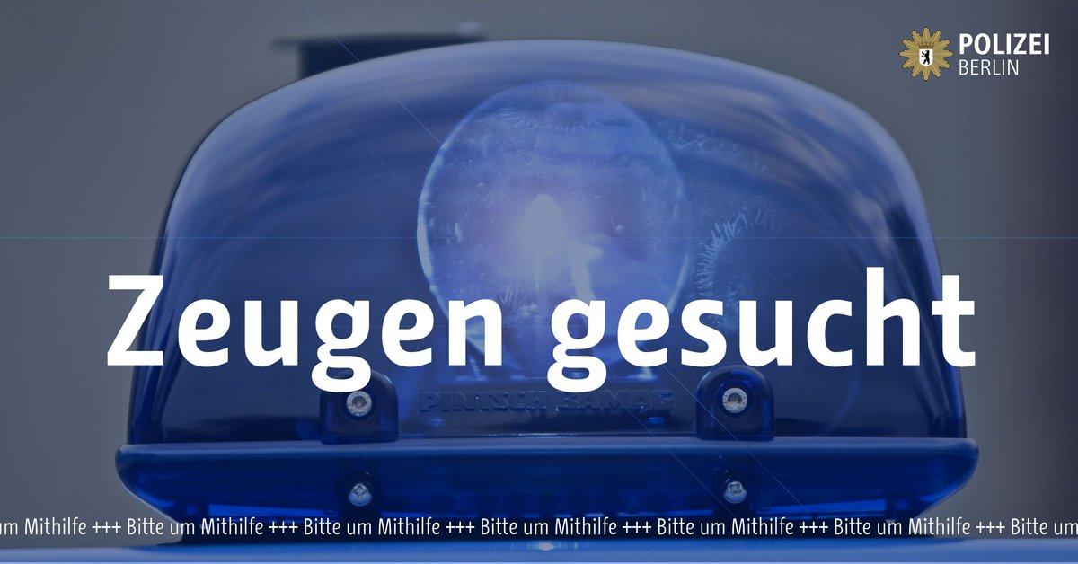 #Zeugengesucht Gestern Nachmittag geriet eine Radfahrerin infolge eines Sturzes auf die Fahrbahn der Treskowallee in #Karlshorst, prallte gegen einen Lkw und erlitt schwere Verletzungen. Der #Verkehrsermittlungsdienst sucht nach Zeugen.  Tel. (030) 4664-372800 ^tsm https://t.co/3caMN6XaZU